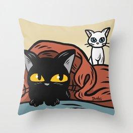 Blanket Throw Pillow