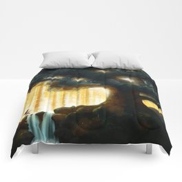 A Step Toward the Magical Wood Comforters