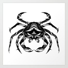 Signs of the Zodiac - Cancer Art Print