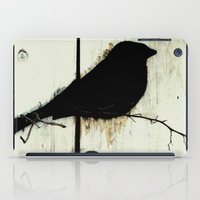 totes iPad Cases featuring Early Bird - JUSTART © by JUSTART