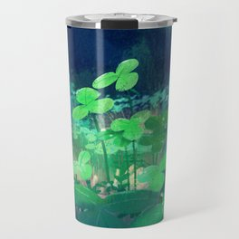clovers Travel Mug
