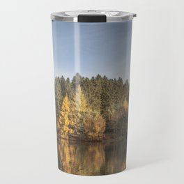A Place To Sit And Reflect Travel Mug