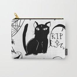 Halloween Doodles 1 Carry-All Pouch