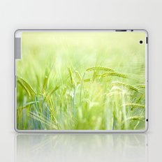 grainy green Laptop & iPad Skin