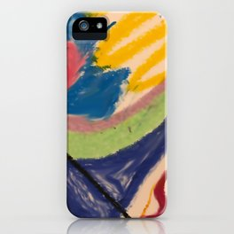 Kara - Energy Art iPhone Case