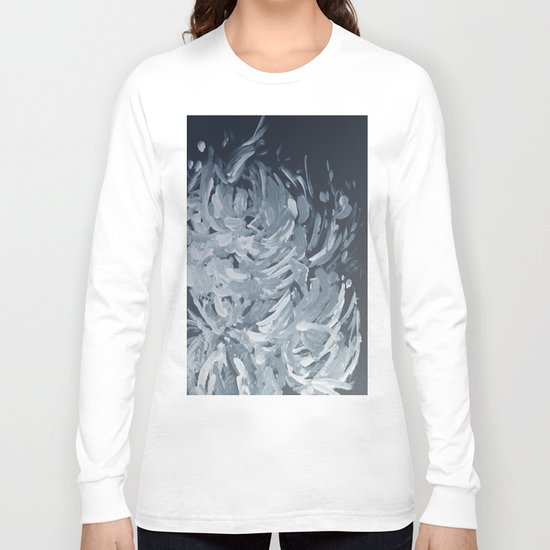 Abstract flowers 25 Long Sleeve T-shirt