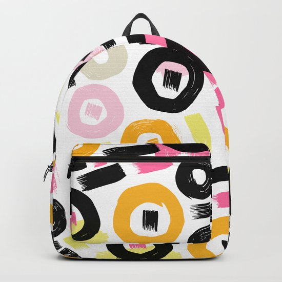 Perception Abstract 002 Backpack