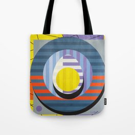 Egg - Paint Tote Bag