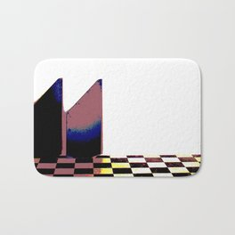 Two Towers Bath Mat