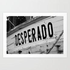 Desperdo Art Print