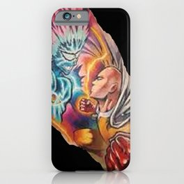 Strong Arm Man iPhone Case