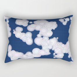 Cloudy Night Rectangular Pillow