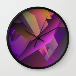 Just an Old-Fashioned Love Song 4 Wall Clock