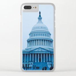 House Of Blues I Clear iPhone Case