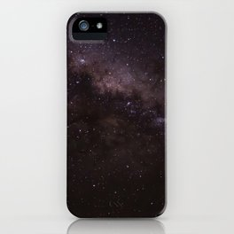 Milkyway Dreams iPhone Case
