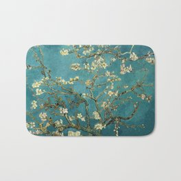 Blossoming Almond Tree Bath Mat