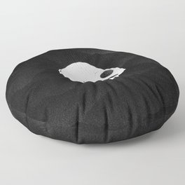Man & Nature - The Future Floor Pillow