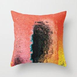 erective Throw Pillow