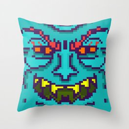 Gorblin Throw Pillow