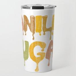 Vanilla Sugar Travel Mug