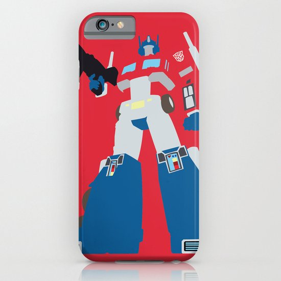 Transformers G1 Optimus Prime Iphone Amp Ipod Case By