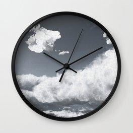 Sahara Dust 2018 (Cloud series #15) Wall Clock
