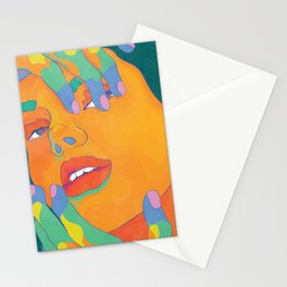 Cosmic Love Affair Stationery Cards
