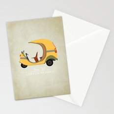 Coco Taxi - Cuba in my mind Stationery Cards