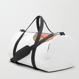 Cute I Donut Care Duffle Bag