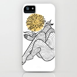 Know thyself iPhone Case
