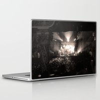 concert Laptop & iPad Skins featuring A Concert by Rick Cohen
