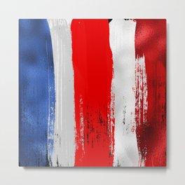 american flag memorial day Metal Print