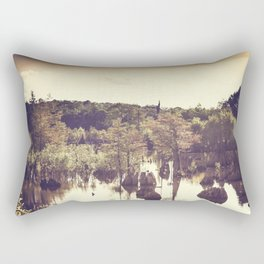 Dead Lakes With A Vintage Twist  Rectangular Pillow