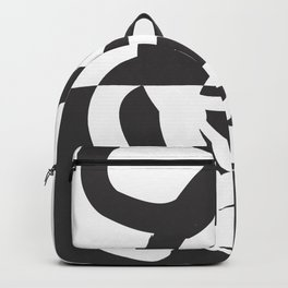 Abstract & Modern Backpack