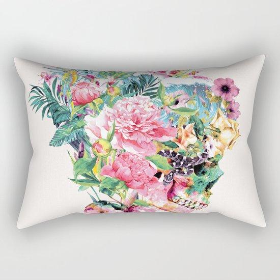 SKULL VI Rectangular Pillow
