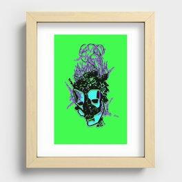 ultracrash201 Recessed Framed Print
