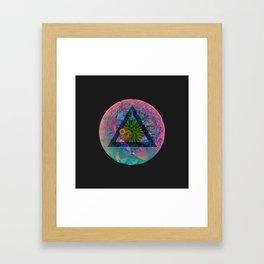 Mystik Framed Art Print