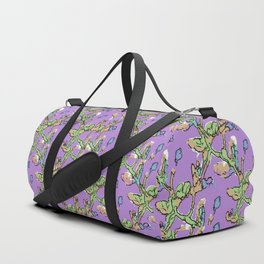 Snow Tipped Willow Duffle Bag