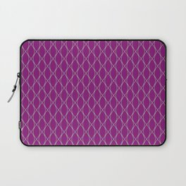 2019 Color: Orchid Blood on Diamonds Laptop Sleeve