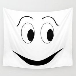 Funny face Wall Tapestry