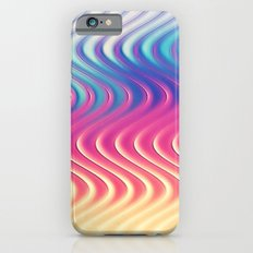 Cool Waves - for iphone iPhone 6s Slim Case