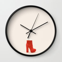 Meatloaf Wall Clock
