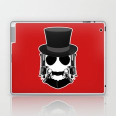 Gun Face Laptop & iPad Skin