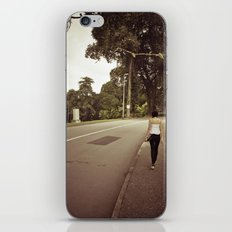 His and Her Journey.. iPhone & iPod Skin