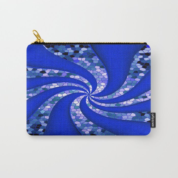 Swirling Streets... Carry-All Pouch