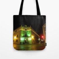 merida Tote Bags featuring Merida University by Annaelle