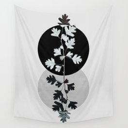 Geometry and Nature II Wall Tapestry