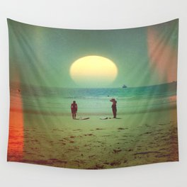 Sunset Sessions Wall Tapestry
