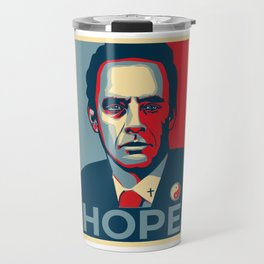 Jordan Peterson Hope Travel Mug