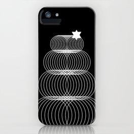 Simple Sweet - Christmas Tree iPhone Case